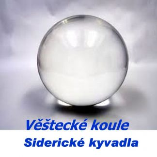 Věštecké koule a Siderické kyvadla, Ostatní